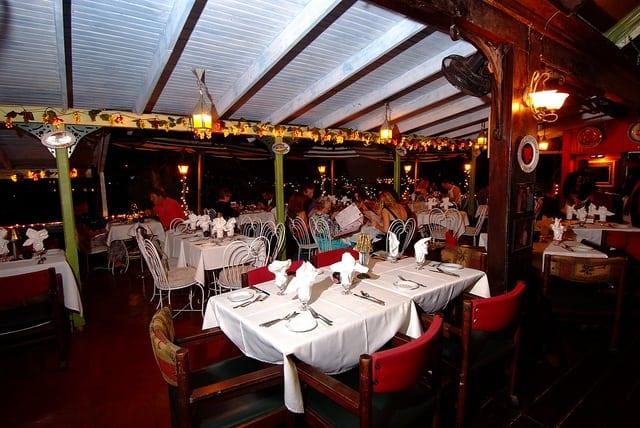 Dining in Ocho Rios Jamaica