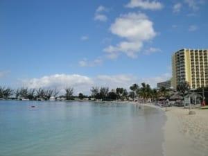 Turtle beach Jamaica