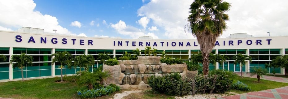 Jamaica international airport
