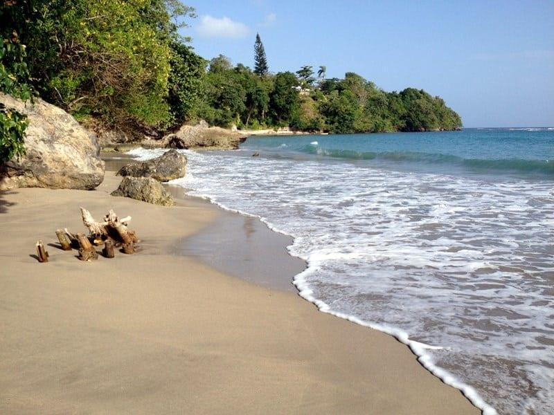 Jamaica Ocean View Villa beach cove