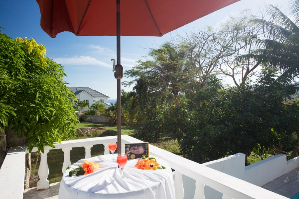 Relax and enjoy the view from Jamaica Ocean View Villa