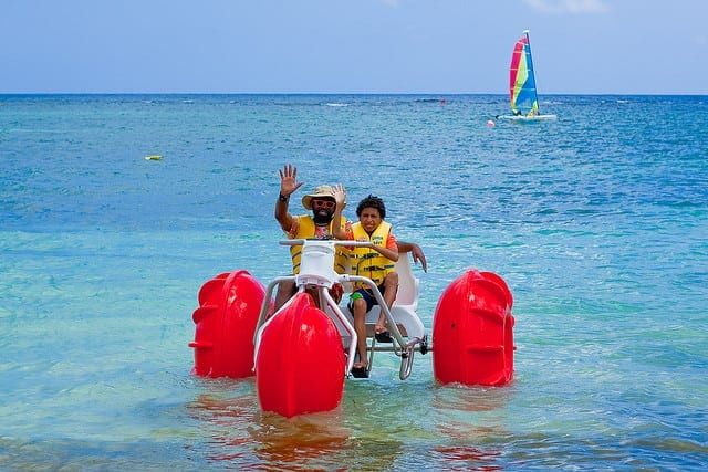 family activities in Ocho Rios