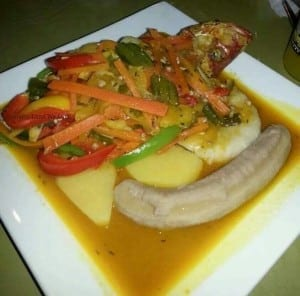 Jamaica steam fish
