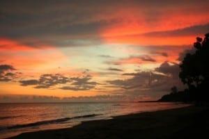 Frenchmans Bay sunset Jamaica-Lynn