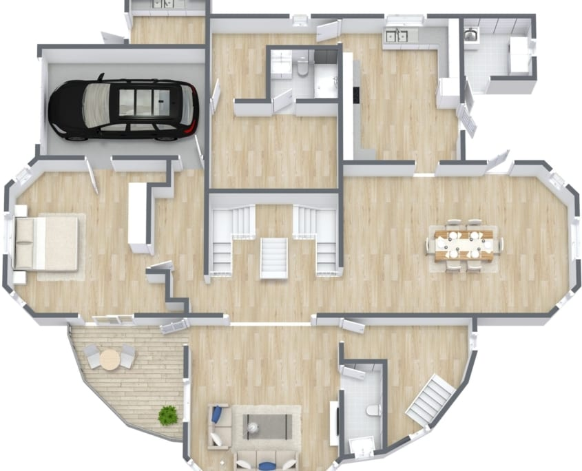 Jamaican House Plans Pumacn Com