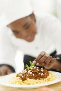 Jamaica villa chef