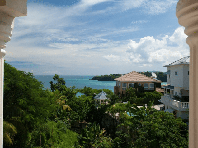 View from jamaica vacation rentals