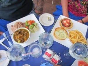 dining in Jamaica