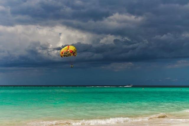 parasailing Koolandgang