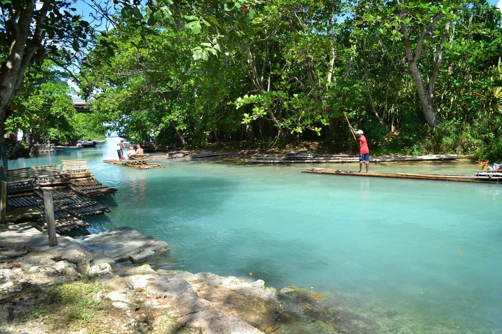 Rafting In Ocho Rios Jamaica Villa Rental By Jamaica