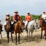 Horse back riding Jamaica villa