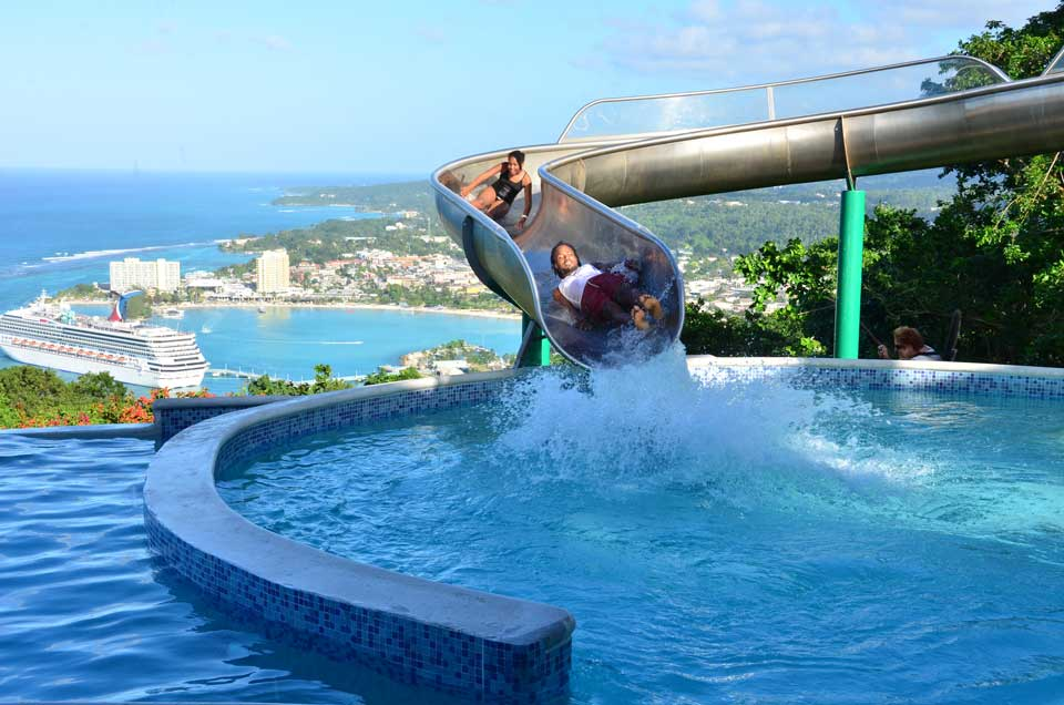 water park in Jamaica