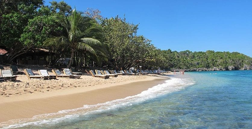 uxury villa jamaica beach