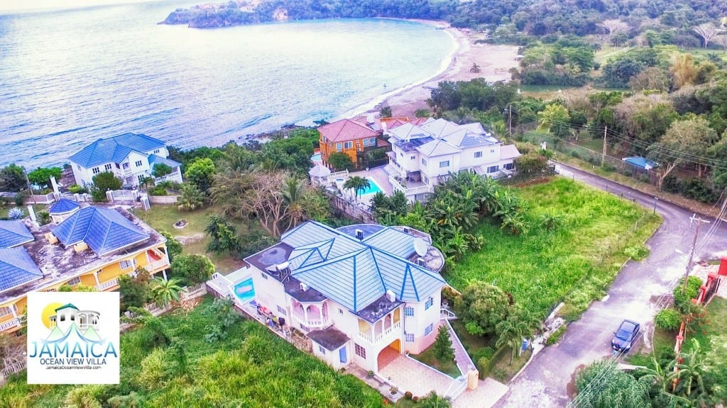 Jamaica Ocean View Villa View surrouding location