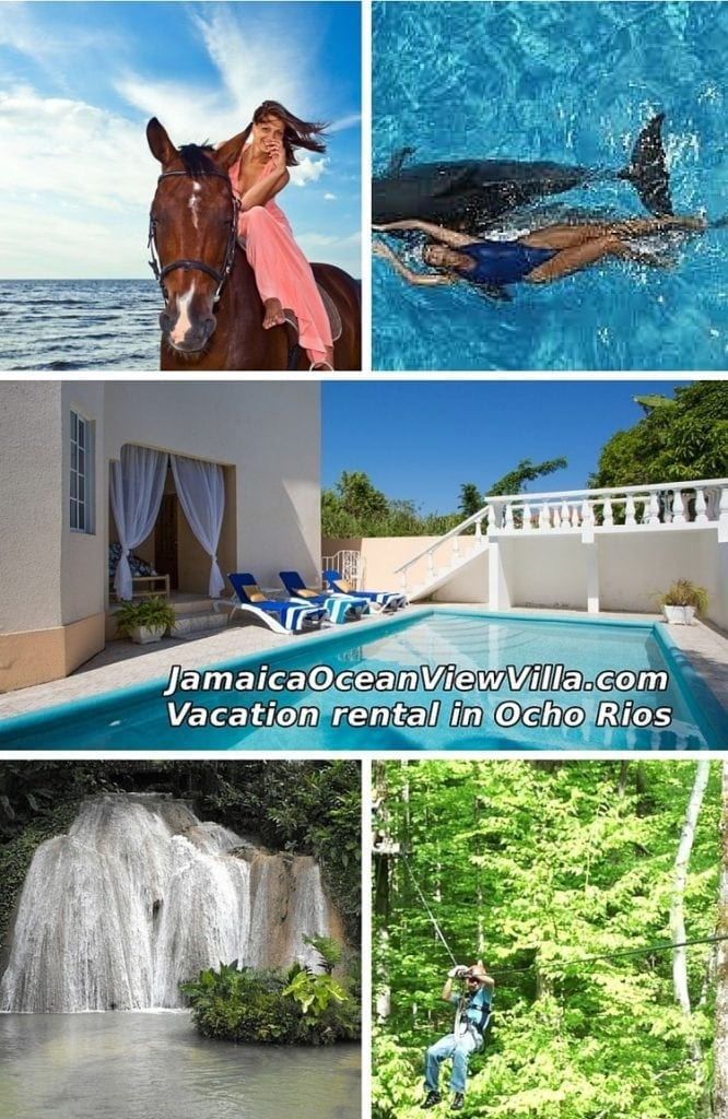 Adventure in Jamaica