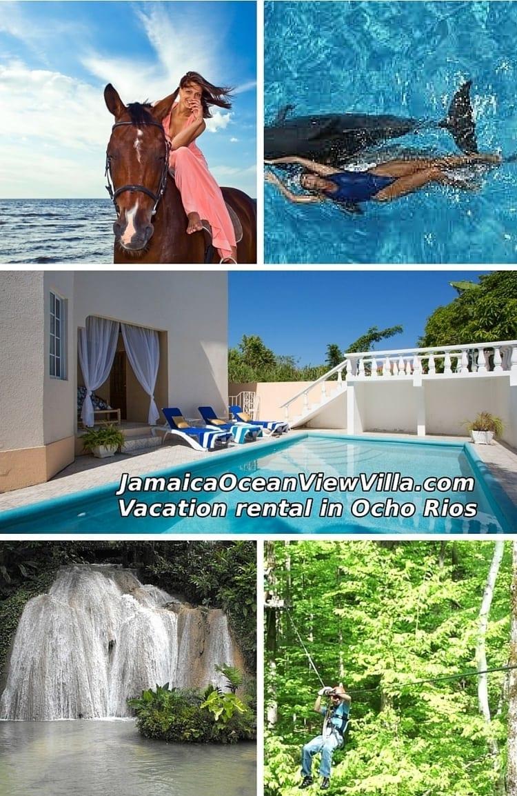 Adventure in Jamaica