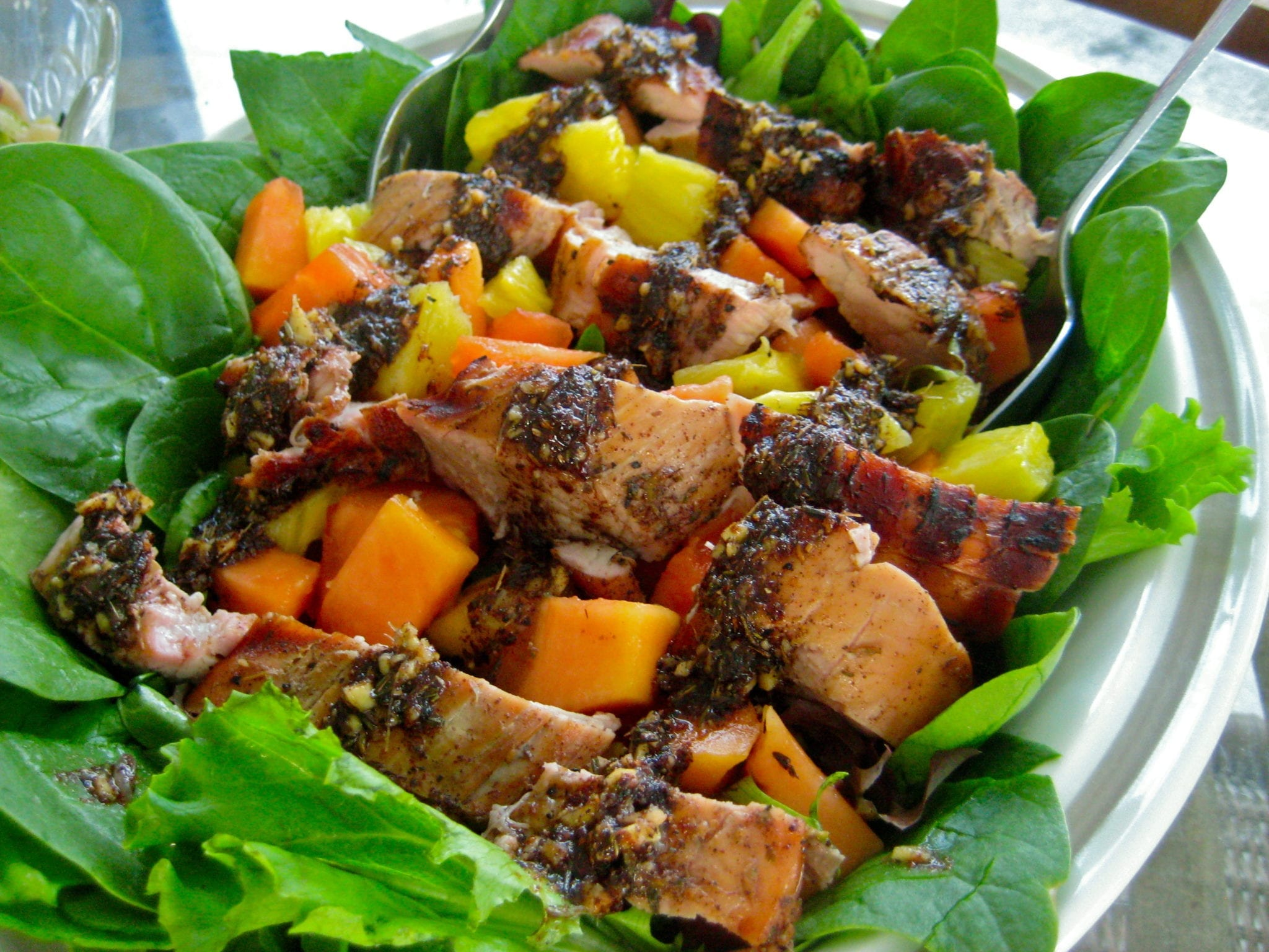 Photo authentic jamaica cuisine for Authentic jamaican cuisine