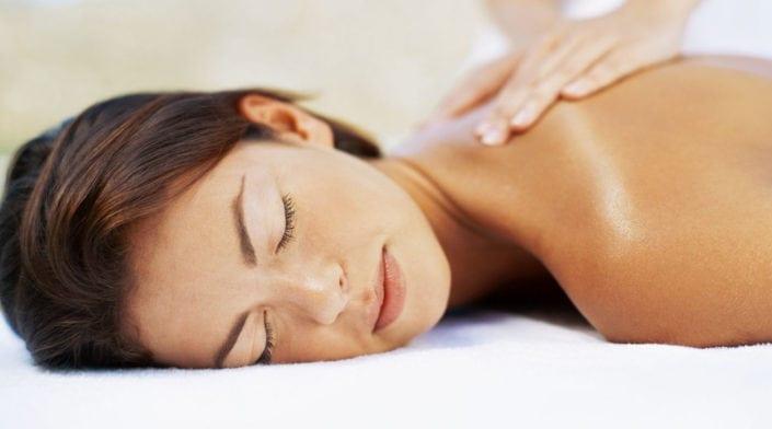 Free Massage at villa serenity