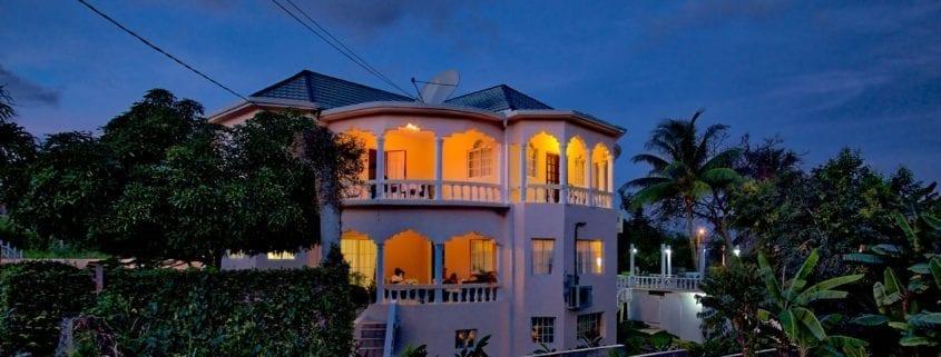 Luxurious Jamaica Villas overlooking the ocean 1
