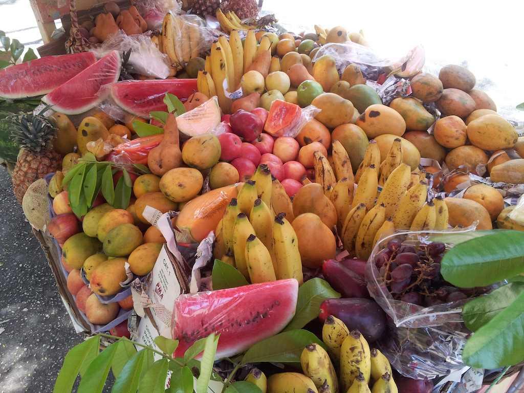 fruit cup jamaican fruits