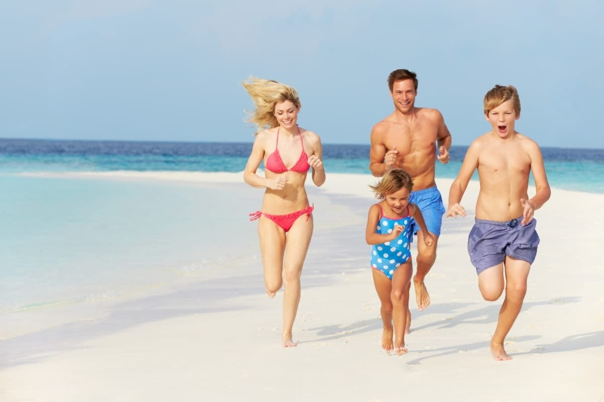 Family vacation in Jamaica villas