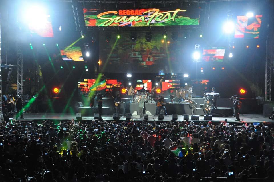 Reggae Sumfest Jamaica