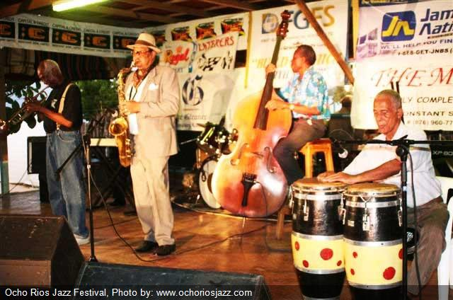 Jamaica Jazz and Blues Festival