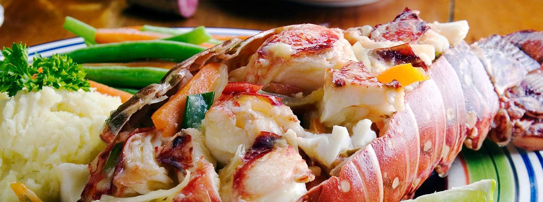 Seafood festival Ocho Rios Jamaica