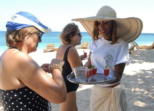 villas in jamaica with beach access