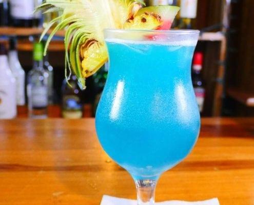 Private bar at your villa in Ocho Rios