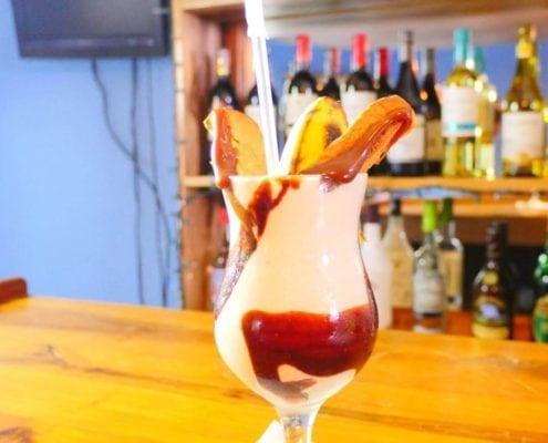 Villa Serenity serving your favorite cocktails