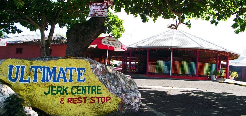 The ultimate Jerk Centre