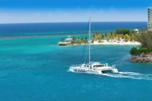 Catamaran Cruise in Jamaica