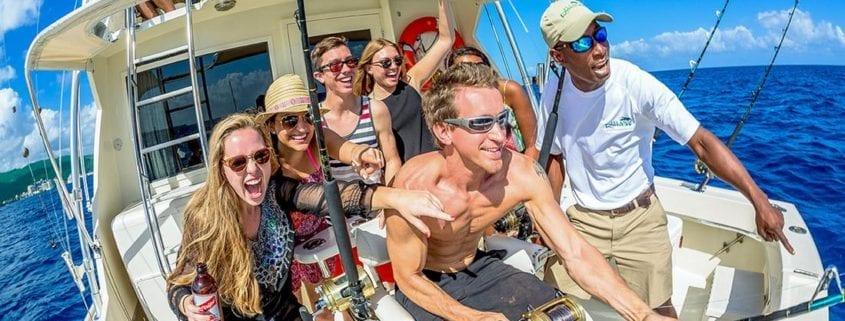 Where to Go Deep Sea Fishing in Jamaica 1