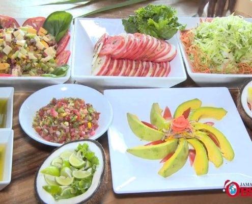 vacation jamaica menu