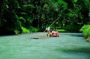 white_river_rafting Ocho Rios Jamaica