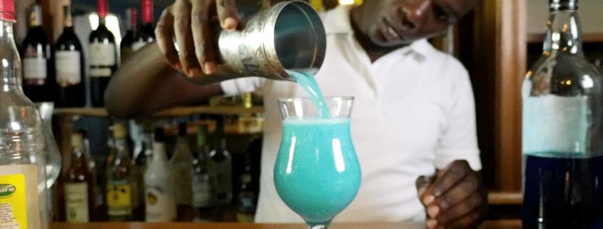 Jamaica villas private bar