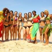 Bamboo beach club Jamaica