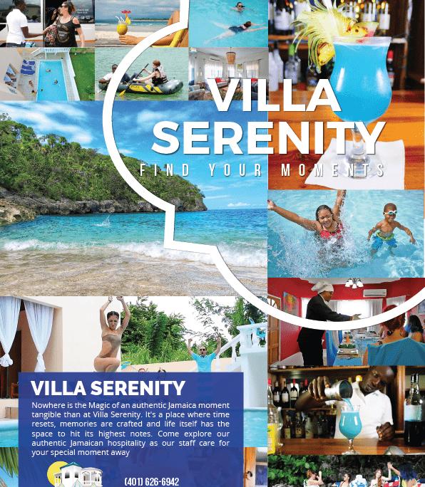Jamaica villas activités