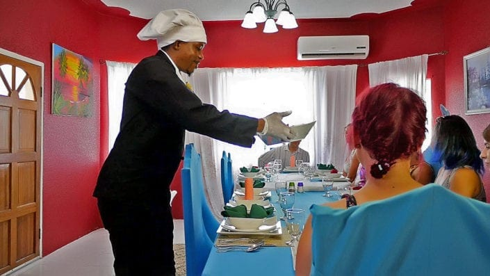 Jamaica vacation rentals villa with private chef