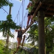 Jamaica thrill seekers