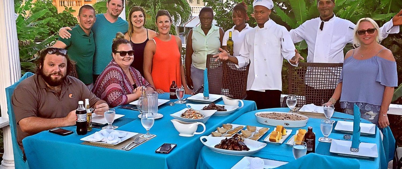 Family vacation in Ocho Ríos Jamaica Villa