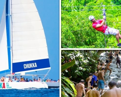 Ocho Rios Chukka Cove Adventure