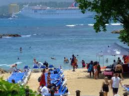 Dolphin Cove Beach Ocho Rios