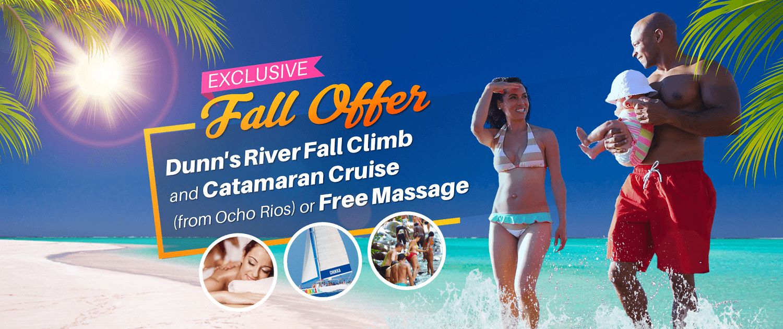 Jamaica Villa Vacation Fall 2018 Offer