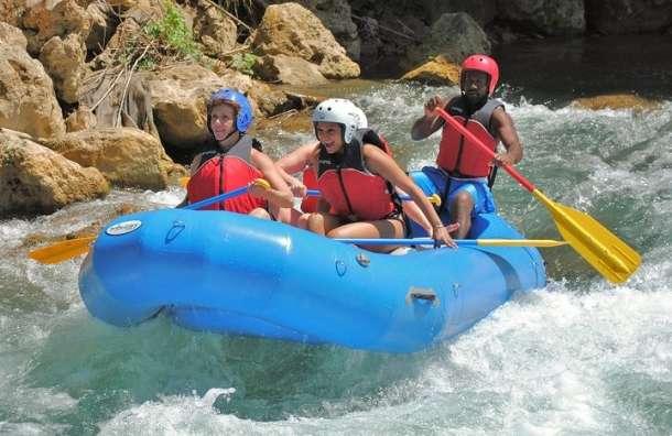 White River Rafting Ocho Rios