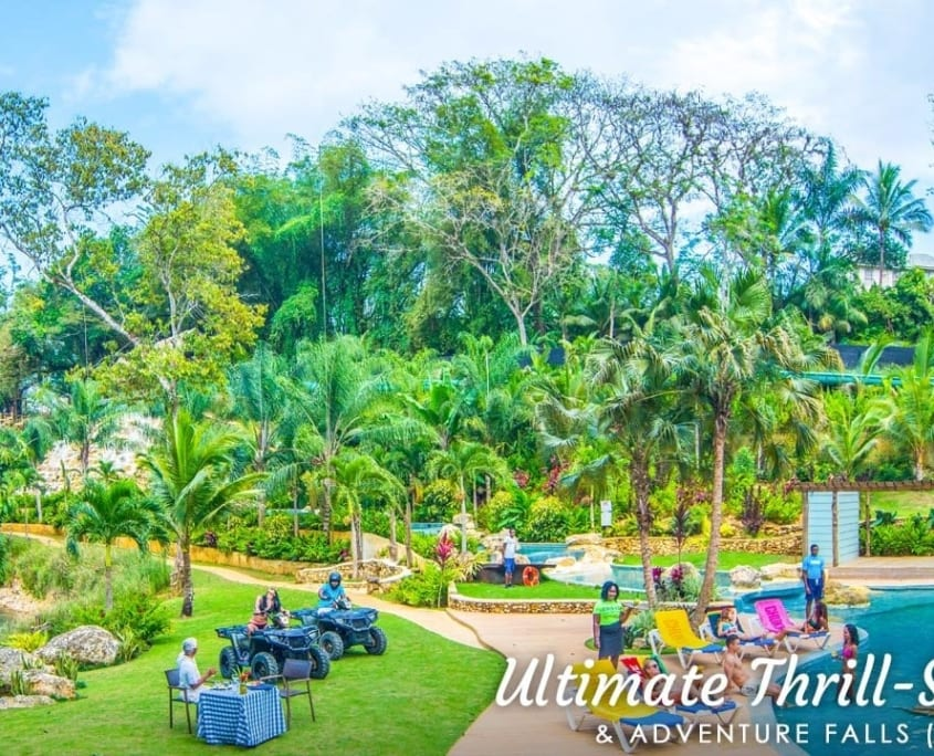 Jamaica The ultimate Thrill Seekers adventures