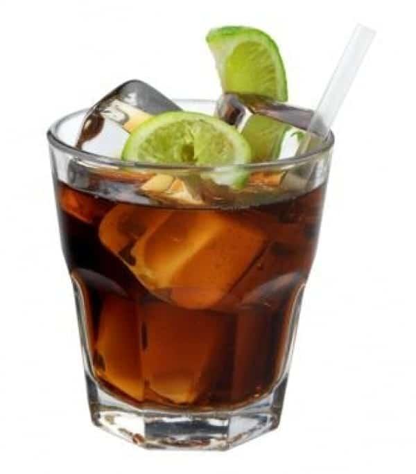 Captian and Coke