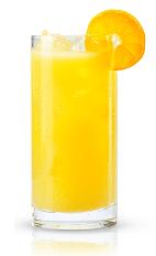 Screwdriver cocktail Jamaica