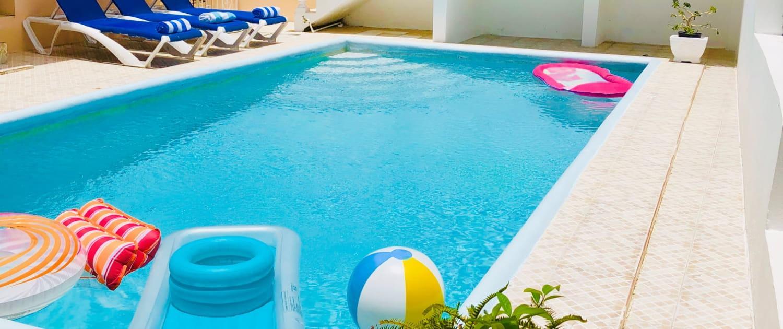 Jamaica ocean view villas private swimming pool